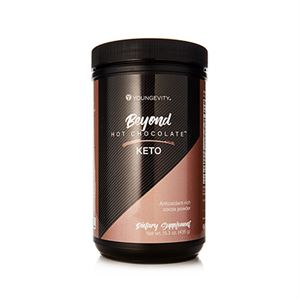 Picture of Beyond Hot Chocolate™ Keto - 360g Canister